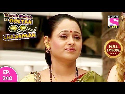 Taarak Mehta Ka Ooltah Chashmah - Full Episode 240 - 14th October, 2018