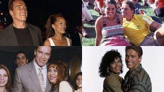 Women Who Arnold Schwarzenegger Has Dated