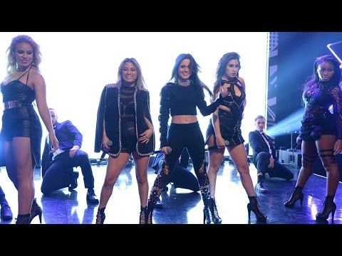 "Fifth Harmony Sexy ""Worth It"" MTV EMAs 2015 Performance"