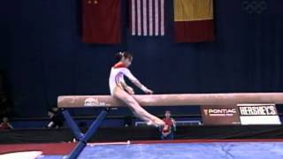 Sabina Cojocar - Balance Beam - 2000 Pontiac International Team Championships - Women