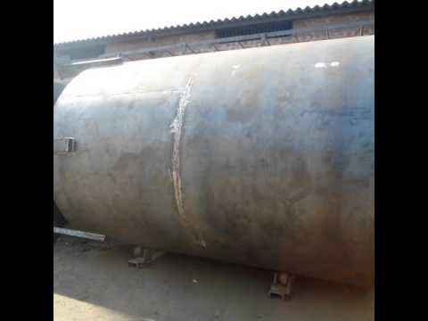Storage Tank Manufacturer with FRP Coating