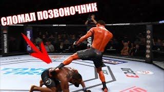 36 НОКАУТОВ от КОТОРЫХ у Вас ВСТАНЕТ 4ЛЕН / Буакав Пор Прамук в UFC