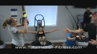 Core Training On Power Plate And Trx