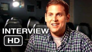 21 Jump Street - Jonah Hill Interview (2012) HD Movie