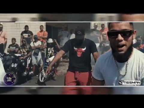Mix ambiance 974 VJ Tissman & DJ Ken 2018 #Juin (version vidéo)