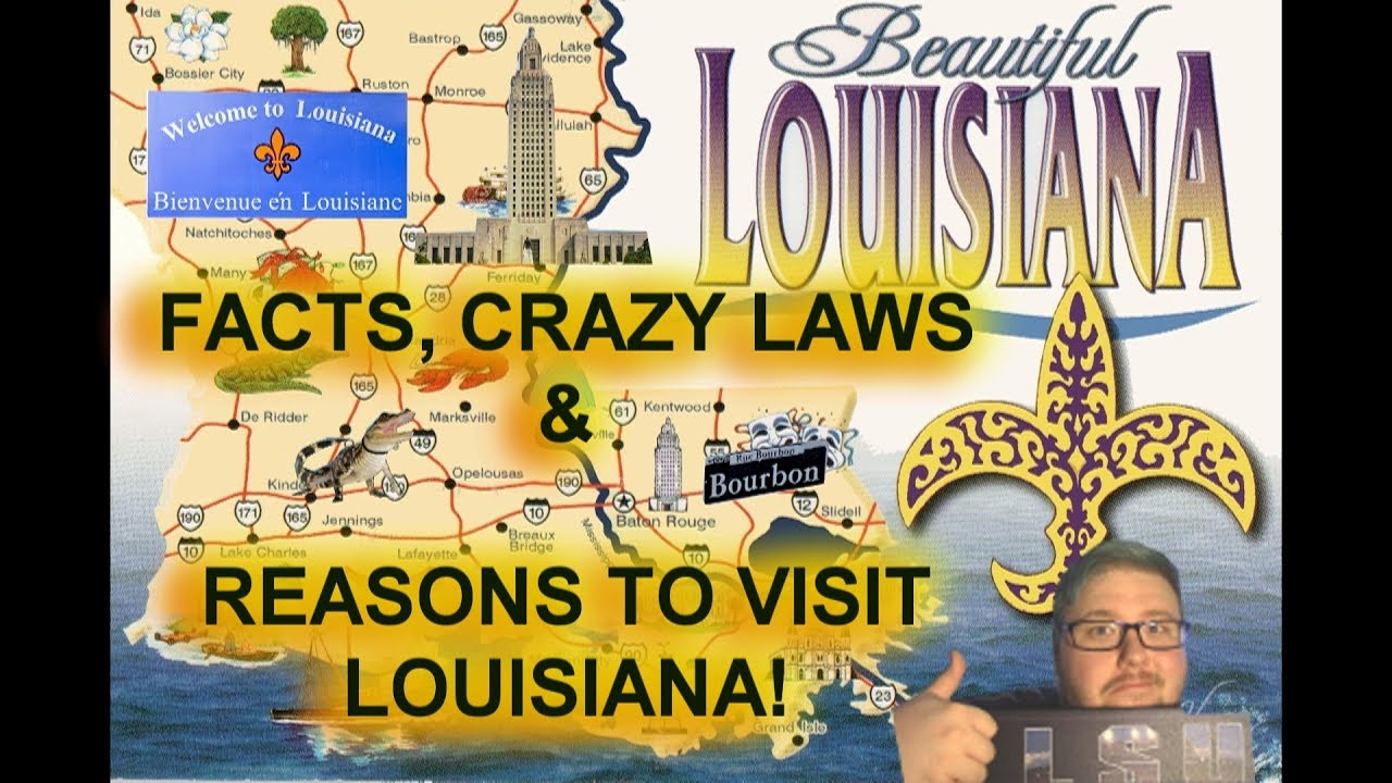 Crazy louisiana laws