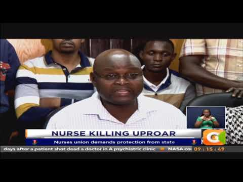 Nurses union demands protection from state