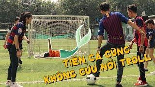 Thử Thách Cùng TROLL | #3: Thử Thách Dẫn Bóng Bá Đạo (Fun Football Games)