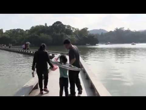 Huizhou West Lake Scenic Area - Huizhou, China