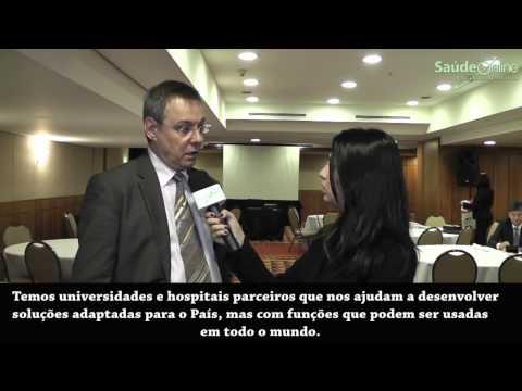 """""""A Global Vision of Agfa"""" com o Sr. Christian Reinaudo - CEO Agfa Gevaert Group"""