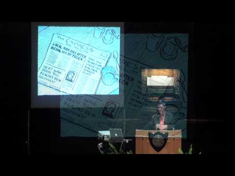 Convocation - Alison Bechdel - Drawing Lessons - 10.15.13