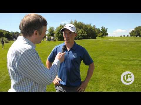 Cork keeper Anthony Nash at the Irish Open