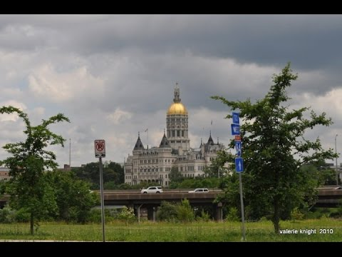 USA Travel video--Hartford, Connecticut