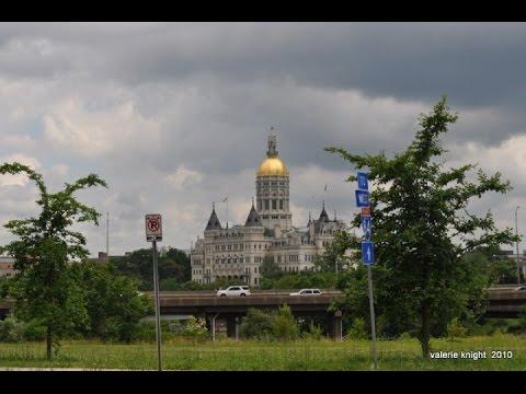 USA Travel video--Hartford, Connecticut