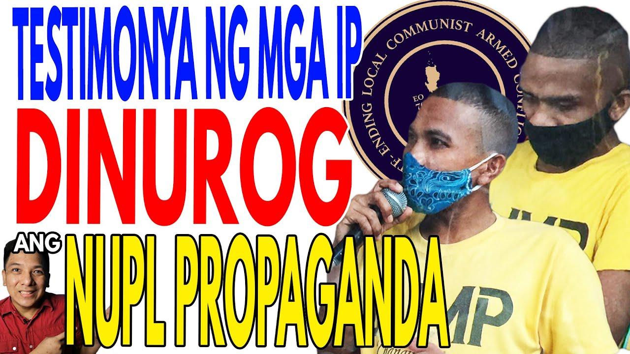 Download MGA KATUTUBONG GINAMIT NG NUPL NAGLABAS NG TESTIMONYA   KWENTONG BARBERO NG PULA DUROG NA DUROG NA