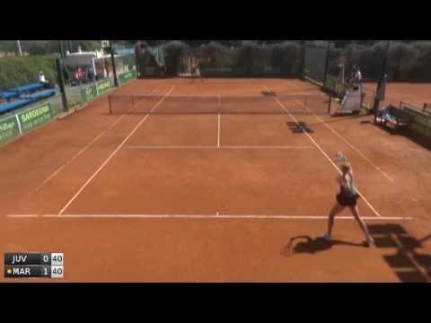 Juvan Kaja v Martic Petra - 2017 ITF Santa Margherita Di Pula