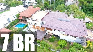 Gambar cover Mansion FOR SALE | In Quezon City | 68M Price | 7BR with GUEST HOUSE