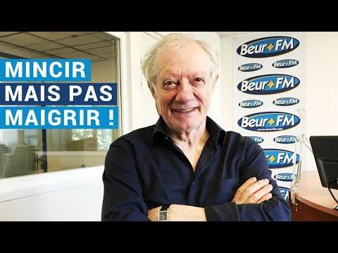 """[AVS] """"Mincir mais pas maigrir !"""" avec le Dr Alain Delabos"""
