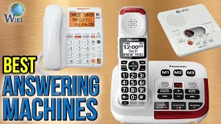 7 Best Answering Machines 2017