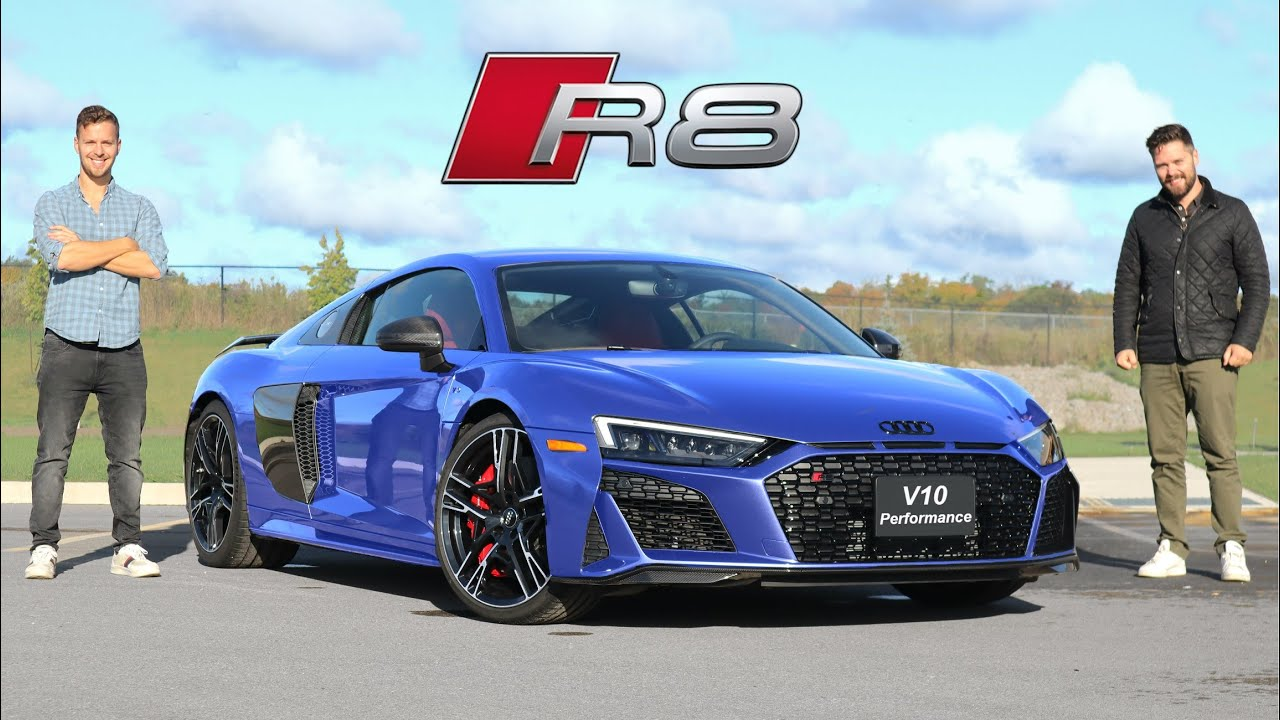 2020 Audi R8 V10 Performance Review // The $240,000 Domesticated Maniac