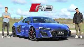 2020 Audi R8 V10 Peŗformance Review // The $240,000 Domesticated Maniac
