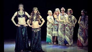 Agapia Savitskaya, Ksenia Ustinova and Tribal Dream group & Show TRIBAL SPRING Voyage 2016