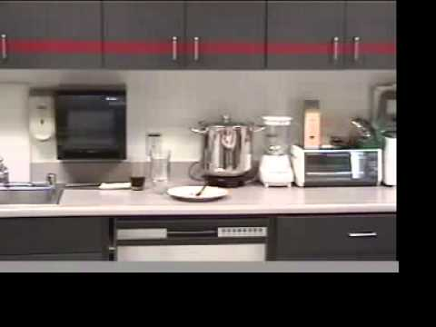 Google'S First Micro-Kitchen 1999.Mov - Youtube