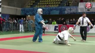 250 ед. 1/4 финала. Комин (СФО) vs Козлов (СЗФО)