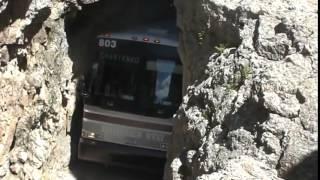 Like a Bus Through a Rock Tunnel سائق محترف