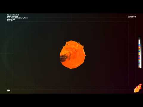 Gatorade | Fuel The Fire Commercial - RealFlow Scene Test 4