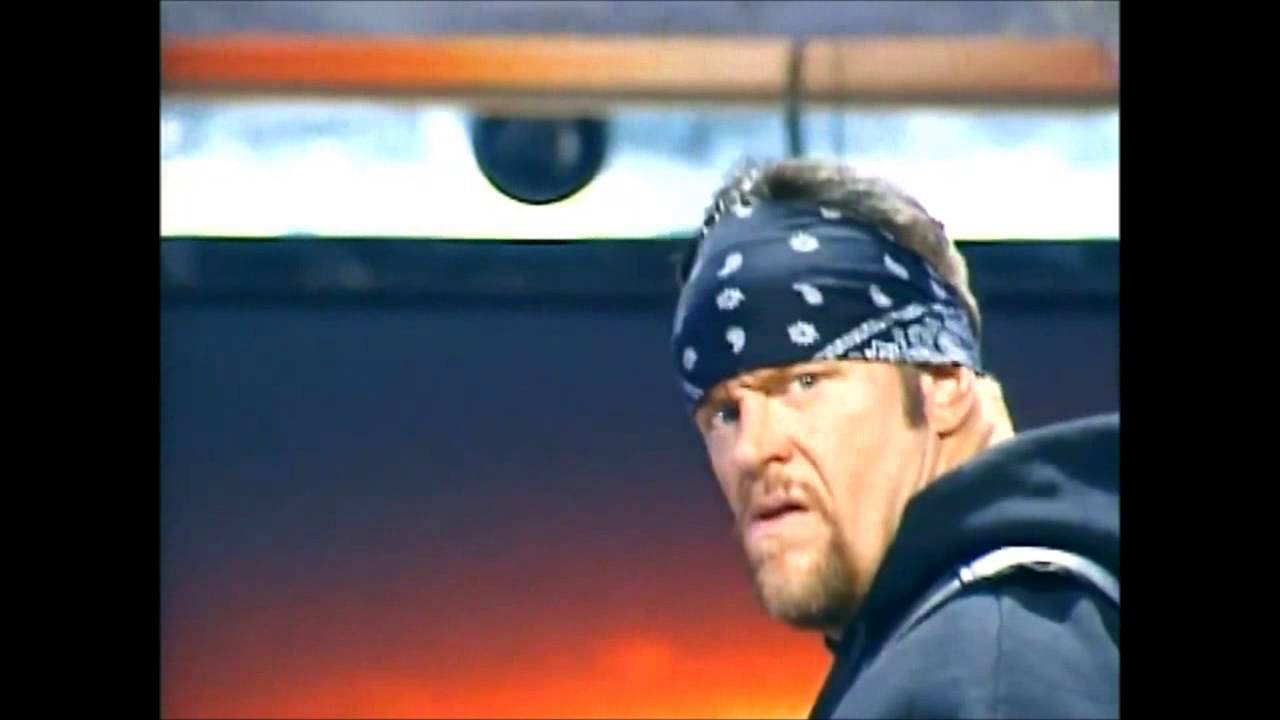 The Undertaker ''American Badass'' (2002) - Dead Man - YouTube