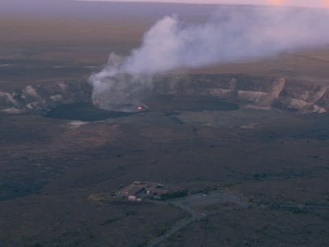 Raw: USGS Releases Video of Volcano Lava Lake