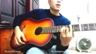 [Guitar] Hướng Dẫn BUÔNG ĐÔI TAY NHAU RA (Sơn Tùng MTP) ★Tú Hoàng Guitar★
