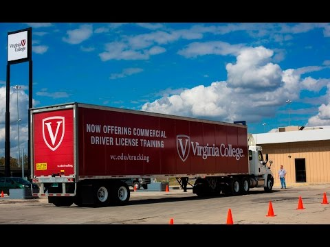 CDL Truck Driver Training at Virginia College