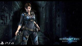 Resident Evil Revelations 4.Část Live By Vitali Czech [Záznam]