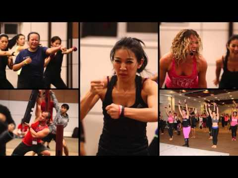 Asia Fitness Conference & Expo 2015   slideshow mix mp4