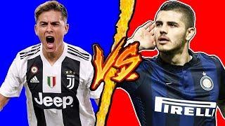 Dybala VS Icardi (Juventus VS Inter) Battaglia Rap Freestyle Prod. DEEP