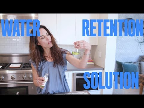 WATER RETENTION SOLUTION