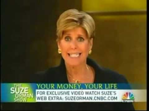 Suze Orman on Life Insurance: Term Life Insurance vs. Whole Life