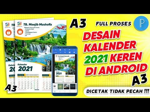 Desain Kalender 2021 Keren / Download Kalender 2021 Gratis ...