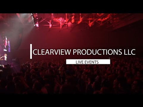 ClearView Producitons LLC Live Event Demo Reel