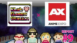 KLabGamesStation AX Report #9 Interviews at the Booth