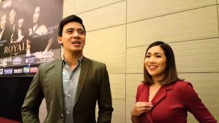 THROWBACK: What's the real score between Erik and Angeline?