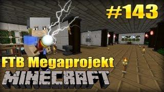 Mitten in der Nacht! - Minecraft MEGA PROJEKT #143 [Deutsch/HD] (SparkofPhoenix)