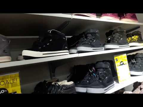 Сколько стоит обувь в Финляндии?!