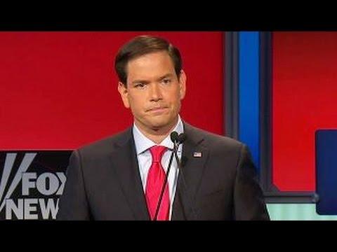 Is Marco Rubio more prepared for White House than Jeb Bush? | Fox News Republican Debate