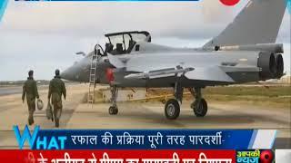 5W1H: Defence Minister Nirmala Sitharaman slams Congress over Rafale Deal