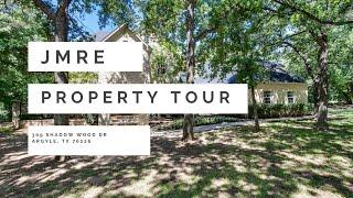 Argyle Texas Estate Home Tour 309 Shadow Wood