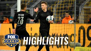 Borussia Dortmund vs. Fortuna Dusseldorf | 2019 Bundesliga Highlights