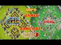 TOP 5 CLASHING GAMES SAME LIKE CLASH OF CLANS !! MUST WATCH. COC STATION.